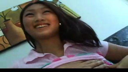 Asian Girl gets screwed - scene 1