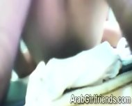 Perv Savagely Pumps His Horny Arab Girlfriend - scene 6