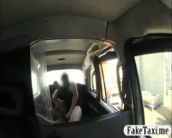 Tiny Black Girl Pussy Fucked With Fraud Driver In The Cab - scene 8
