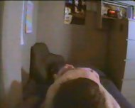 College Couple on hidden Camera - scene 9