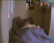 College Couple on hidden Camera - scene 2