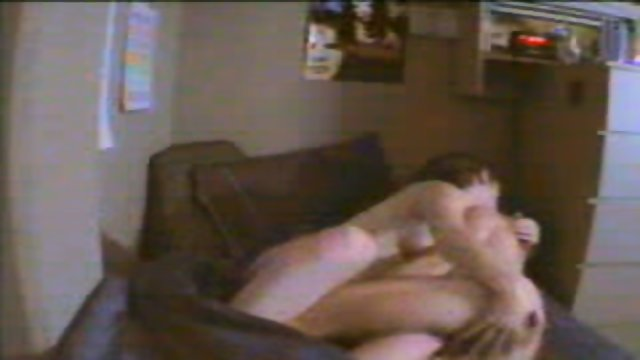 College Couple on hidden Camera