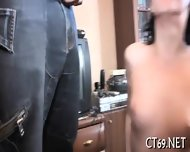 Hot Cumshots For A Filthy Babe - scene 5