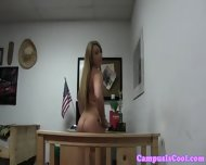 Amateur College Slut Sucking Cock Pov - scene 9