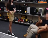 College Girl Pawns Her Pussy And Got Pounded For Money - scene 7