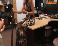 Busty Amateur Chick Got Money For Having Sex With Pawn Man - scene 5