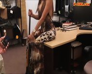 Busty Amateur Chick Got Money For Having Sex With Pawn Man - scene 6
