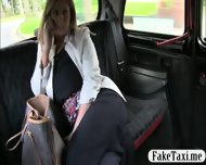 Horny Milf Customer Twat Fucked With Fake Driver For Free - scene 1