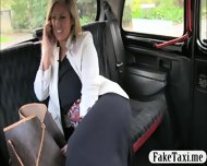 Horny Milf Customer Twat Fucked With Fake Driver For Free - scene 3
