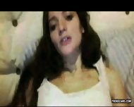 Hermosa Pajita Tetas Cola Webcamsex Trendcams. C O M - scene 3
