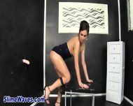 Euro Glam Whore Soaked - scene 7