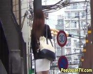 Asian Babe Goldenshowers - scene 3