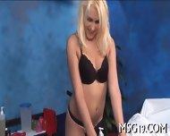 Big Cock Lances Wet Shaved Pussy - scene 6
