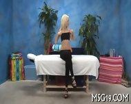 Deep Pussy Massage For Hottie - scene 2