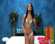 Sexy Brunette Impaled On Cock - scene 5