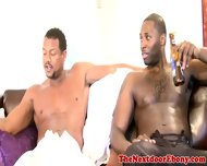 Gaysex Amateur Black Hunks Drilling Hole - scene 1