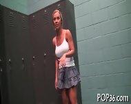 Teen Girl Goes Totally Wild - scene 1