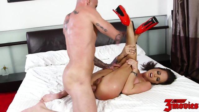 Big Tits And High-heels