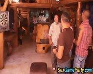 Game Group Teen Sprayed - scene 1
