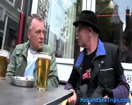 Euro Hooker Gets Fingered - scene 1