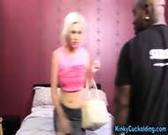 Interracial Cum Swallow - scene 3