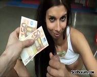 Super Tight Eurobabe Pounded In Sports Complex For Money - scene 5