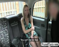 Big Boobs Amateur Blonde Girl Tricked By Driver And Fucked - scene 5