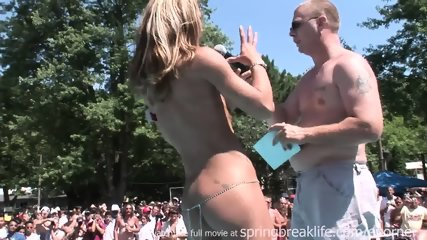 Naked Girl Parade