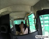 Redhead Amateur Girl Fucked On Camcorder For A Free Fare - scene 11