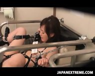 Bound And Fucked On Public Toilet 1 - scene 5