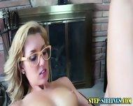 Step Sis Lesbian Licks - scene 11