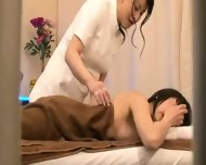 Bridal Salon Massage Spycam 2 - scene 3