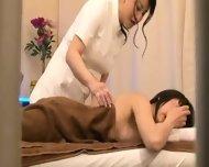 Bridal Salon Massage Spycam 2 - scene 3