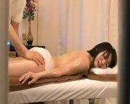Bridal Salon Massage Spycam 2 - scene 6