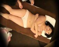 Bridal Salon Massage Spycam 2 - scene 7