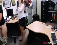 Big Butt Amateur Babe Fucked By Pawn Man At The Pawnshop - scene 3