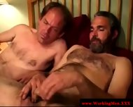 Straight Convict Being Throatfucked - scene 8
