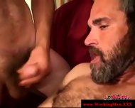 Straight Convict Being Throatfucked - scene 10