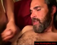 Straight Convict Being Throatfucked - scene 11