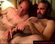 Straight Convict Being Throatfucked - scene 6