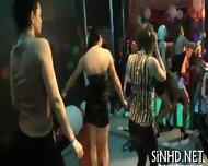 Explicit And Brazen Group Pleasuring - scene 12