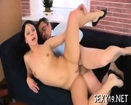 Hot Riding With Mature Teacher - scene 9
