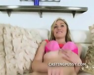 Teen Cutie Cassidy Shows Off Tight Pussy - scene 1