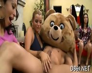 Mesmerizing Cock Pleasuring - scene 12