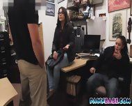 A Couple Of Bitches Sucked On The Officer's Cock - scene 6