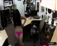 Sexy Cuban Chick Wants To Sell An Old Tv For 300 Bucks Gets Fucked - scene 6
