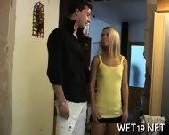 Wet Fellatio And Deep Drilling Session - scene 1