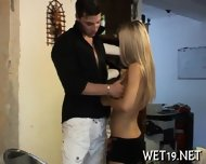 Wet Fellatio And Deep Drilling Session - scene 3