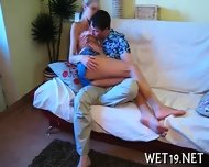 Sensual And Deep Doggystyle Pounding - scene 3