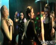 Explicit And Wild Club Pleasuring - scene 11